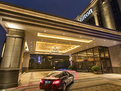 Hilton Hotel in Changzhou (LED Rigid Bar)