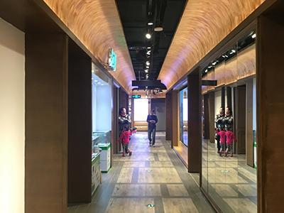 Shanghai Buy Now (Lineaire LED lichten)