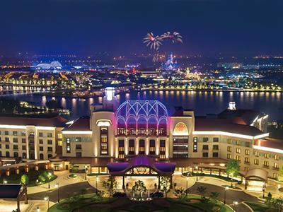 Shanghai Disney (Warmwitte LED-opbouwlampen)