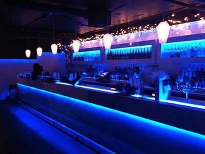 Zweedse Bar (LED Flexibele strips)