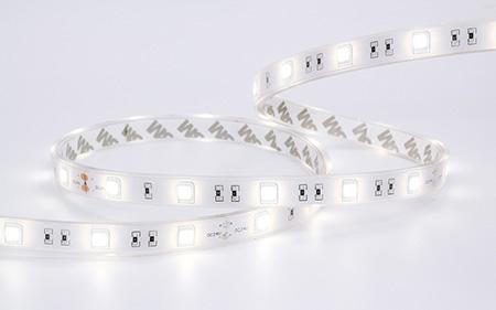 SMD 5050 Waterproof IP68 Rated 6000K White Led Strip Lights